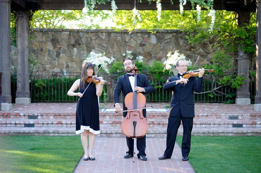 Trio Maxim wedding music