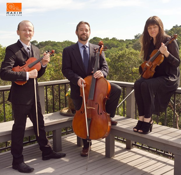 Trio Maxim - Classical Trio - Fairfield, CA