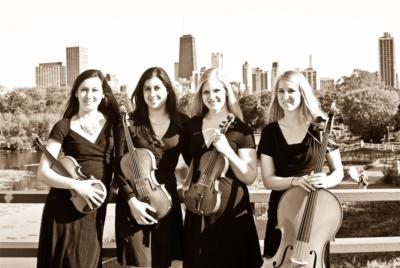 Allium Strings | Chicago, IL | String Quartet | Photo #1
