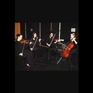 Convoy String Quartet | Seraphim Chamber Artists