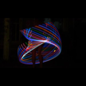 California Hula Hoop Dancer | Echo Hoops