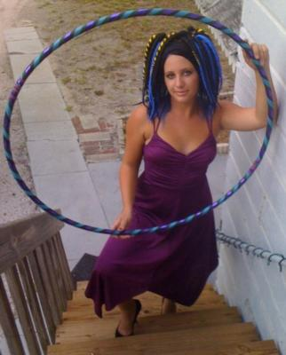 Echo Hoops | Santa Cruz, CA | Hula Hoop Dancer | Photo #7