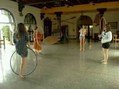 Echo Hoops | Santa Cruz, CA | Hula Hoop Dancer | Photo #6