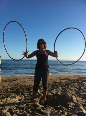 Echo Hoops | Santa Cruz, CA | Hula Hoop Dancer | Photo #3