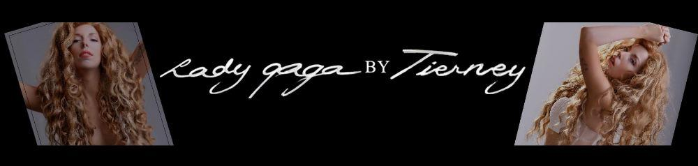 Lady Gaga By Tierney
