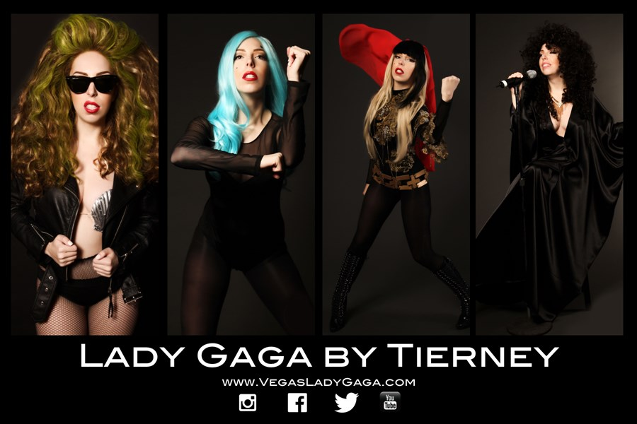 Lady Gaga By Tierney - Lady Gaga Tribute Act - Las Vegas, NV