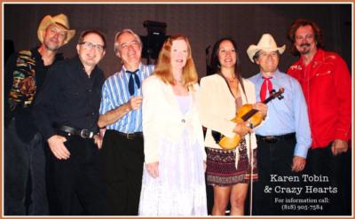 Karen Tobin & Crazy Hearts | Sherman Oaks, CA | Country Band | Photo #2