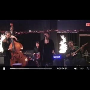 Roanoke Rockabilly Band | Kris Dove & the Lonesomes