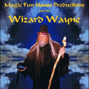 WIZARD WAYNE'S  MAGIC FUN HOUSE PRODUCTIONS - Magician - Garland, TX