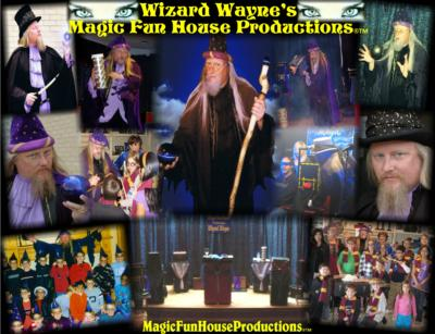 WIZARD WAYNE'S  MAGIC FUN HOUSE PRODUCTIONS | Garland, TX | Magician | Photo #10
