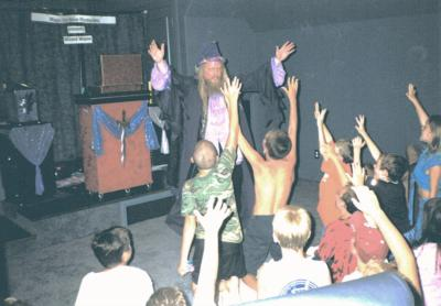 WIZARD WAYNE'S  MAGIC FUN HOUSE PRODUCTIONS | Garland, TX | Magician | Photo #8