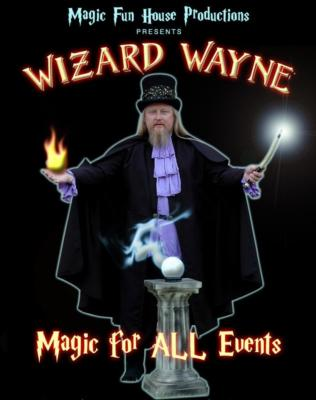 WIZARD WAYNE'S  MAGIC FUN HOUSE PRODUCTIONS | Garland, TX | Magician | Photo #2