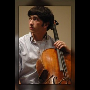 Boston Cellist | Oliver Weston