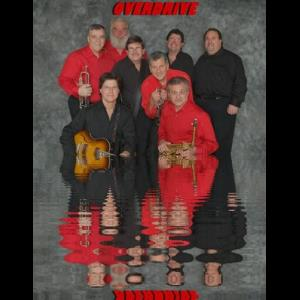 Massachusetts Dance Band | Overdrive