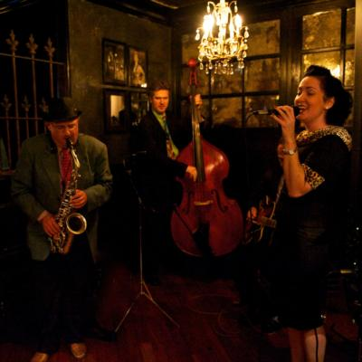 Tara O'Grady & The Black Velvet Band | New York, NY | Jazz Band | Photo #25