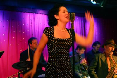Tara O'Grady & The Black Velvet Band | New York, NY | Jazz Band | Photo #23