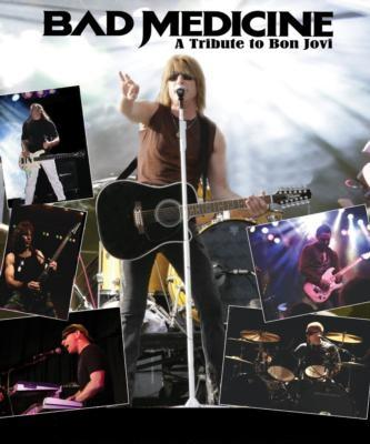 Bad Medicine....the Bon Jovi Tribute Ny | Deer Park, NY | Bon Jovi Tribute Band | Photo #19