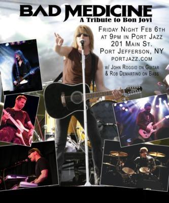 Bad Medicine....the Bon Jovi Tribute Ny | Deer Park, NY | Bon Jovi Tribute Band | Photo #13