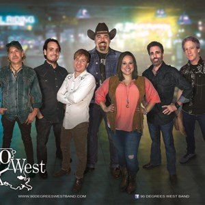Prairieville Country Band | 90 Degrees West