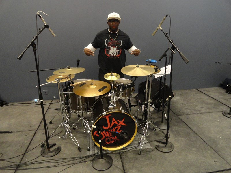 JAX DRUMZ - One Man Band - Utica, NY