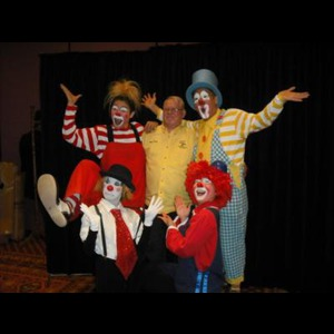 Comedy Magic - Clown - Comedy Magician - Huntington, WV