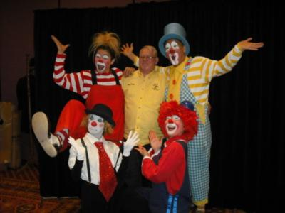 Comedy Magic - Clown | Huntington, WV | Comedy Magician | Photo #1