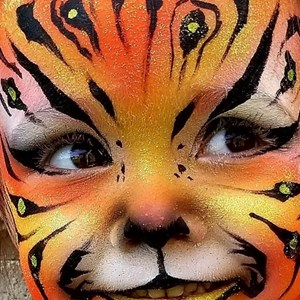San Antonio, TX Face Painter | Elite Artistry