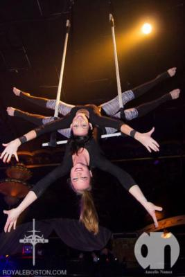Airly Acrobatics | Boston, MA | Trapeze Artist | Photo #14