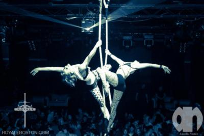Airly Acrobatics | Boston, MA | Trapeze Artist | Photo #22