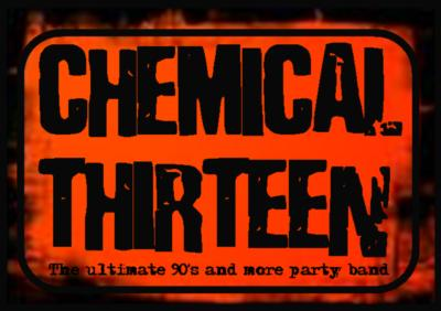 Chemical Thirteen - The Ultimate Party Band! | Boston, MA | 90s Band | Photo #1