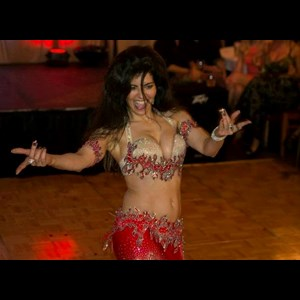 Chicago Egyptian Dancer | Safire Belly Dancers With Ashorina