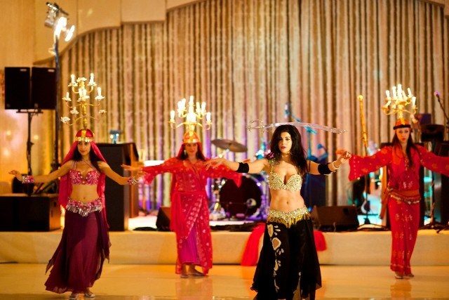 Safire Belly Dancers With Ashorina