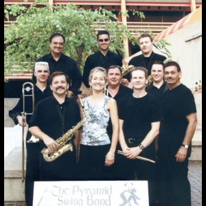 Painted Post 50s Band | The Pyramid Bands