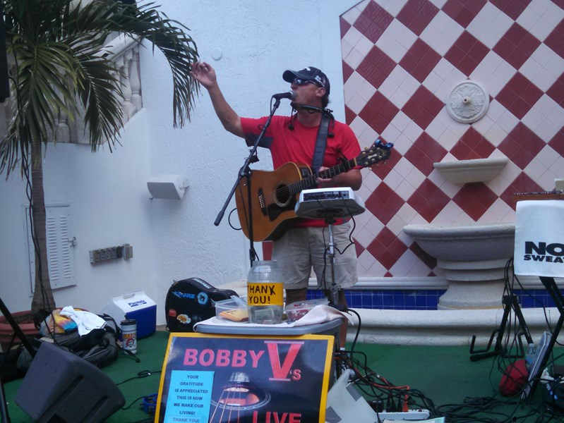 Bobby V's Live Acoustic Show (Solo, Duo,or Band) - Singer Guitarist - Monroeville, PA
