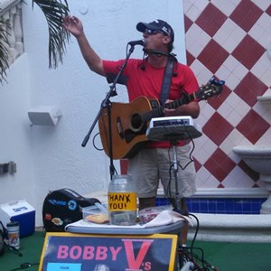 Wheeling Country Singer | Bobby V's Live Acoustic Show (Solo, Duo,or Band)