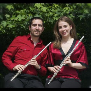 Dos Flautas - Chamber Music Duo - Boston, MA