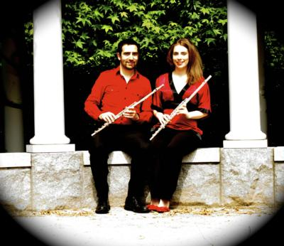 Dos Flautas | Boston, MA | Chamber Music Duo | Photo #5