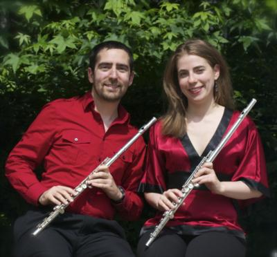 Dos Flautas | Boston, MA | Chamber Music Duo | Photo #1