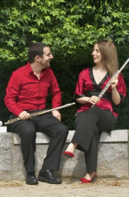 Dos Flautas | Boston, MA | Chamber Music Duo | Photo #2