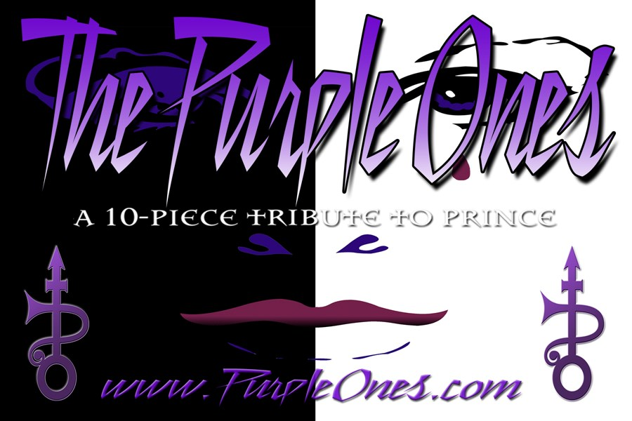 The Purple Ones, A 10-Piece Tribute to Prince
