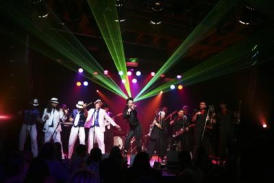 Foreverland, A 14 Piece Tribute To Michael Jackson | San Francisco, CA | Michael Jackson Tribute Act | Photo #13