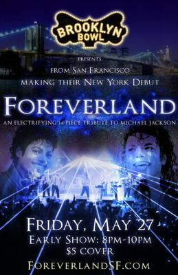 Foreverland, A 14 Piece Tribute To Michael Jackson | San Francisco, CA | Michael Jackson Tribute Act | Photo #16