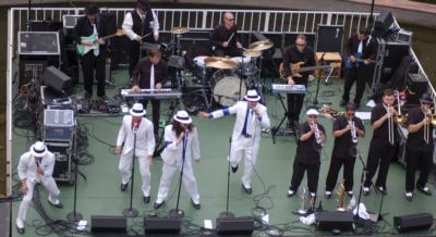 Foreverland, A 14 Piece Tribute To Michael Jackson | San Francisco, CA | Michael Jackson Tribute Act | Photo #6