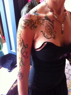 Eve's Enchanted Henna | Shelburne Falls, MA | Henna Artist | Photo #2