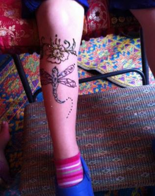 Eve's Enchanted Henna | Shelburne Falls, MA | Henna Artist | Photo #7