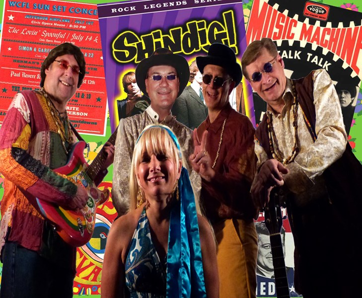 SHiNDiG! - 60s Band - Westmont, IL
