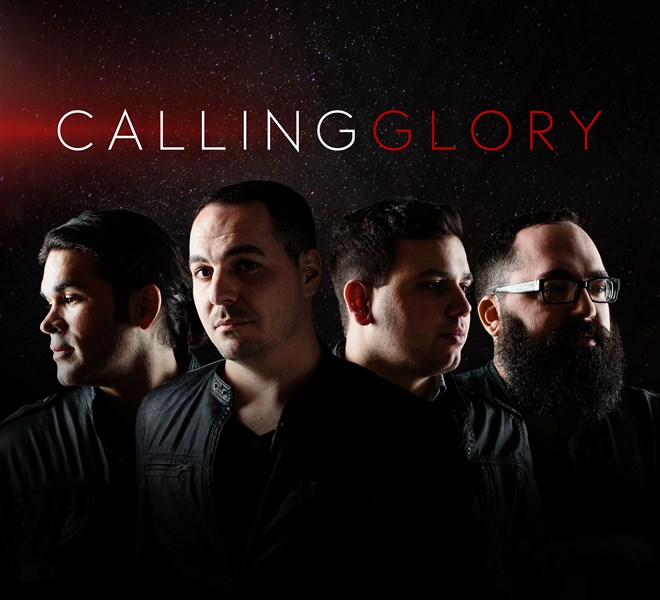 Calling Glory - Christian Rock Band - Atlanta, GA