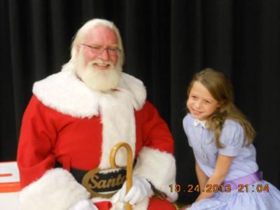 Santa Marc & Mrs. Claus; Marc Arel Services | New Baltimore, MI | Santa Claus | Photo #23