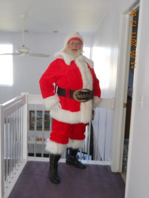 Santa Marc & Mrs. Claus; Marc Arel Services | New Baltimore, MI | Santa Claus | Photo #8