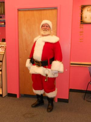 Santa Marc & Mrs. Claus; Marc Arel Services | New Baltimore, MI | Santa Claus | Photo #15